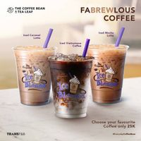The Coffee Bean & Tea Leaf Promo Fabrewlous Coffee Rp. 25.000