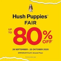 Hush Puppies Promo Discount Up to 80%