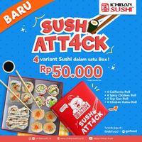 Diskon Ichiban Sushi dan Promo Ichiban Sushi Terbaru