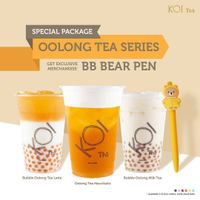 Koi Cafe Free BB Bear Pen