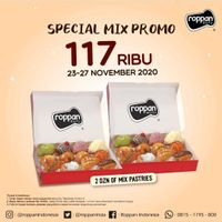 Roppan Special Mix Promo Only For IDR. 117.000