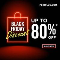 Periplus Promo Black Friday Up to 80%