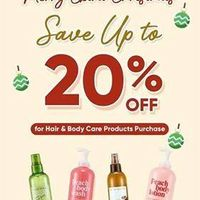 Nature Republic Promo Save Up to 20%