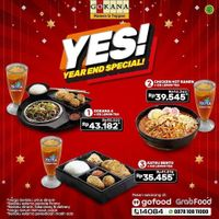 Gokana Promo Year End Special