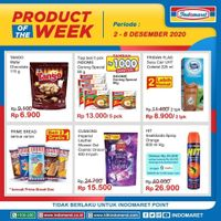 Katalog Promo Indomaret Product Of the Week Periode 2 - 8 December 2020