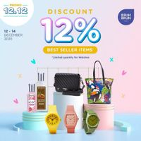 Brun Brun Promo Spesial 12.12 Discount 12% Untuk Best Seller Items