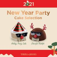 Tous Les Jours New Year Party Flash Sale Cake Up To 40% Off