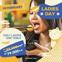 Kitamura Promo Ladies Day All You Can Eat Hanya Rp. 79.000+++