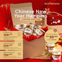 Gentong Promo Chinese New Year Hampers