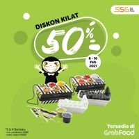 Sour Sally Flash Sale 50% On GrabFood