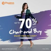 Payless Discount Up to 70% Off