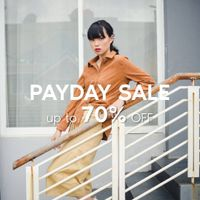 Ada Fashion Payday Sale Up To 70% Off