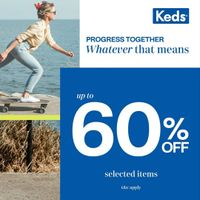 Keds Discount Up To 60% Off