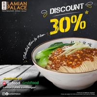 Lamian Palace Discount 30% Off