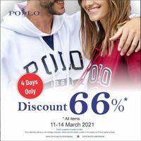Polo Discount 66% Off