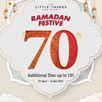 The Little Things She Needs Ramadan Festive Discount Up To 70% Off
