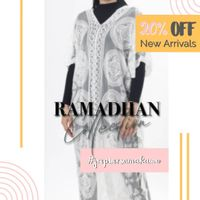 J.Rep Promo Discount 20% Off Of New Arrivals Ramadhan Collection