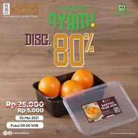 Lamian Palace Flash Sale Diskon 80% Dengan Tokopedia