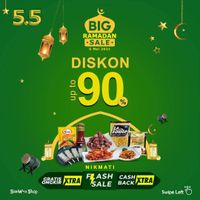 Samwon Big Ramadan Sale Discount Up To 90%