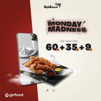 Kyochon Monday Madness Get Discount Rp. 104.000 On GoFood
