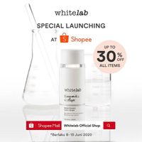 Promo Exclusive Launching Whitelab Get Discount Up To 30% Off At Shopee