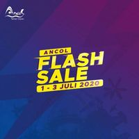 Promo Ancol Flash Sale Periode 1-3 Juli 2020