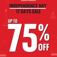Under Armour Independence Day Promo