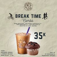 The Coffee Bean Tea & Leaf Promo Break Time Combo