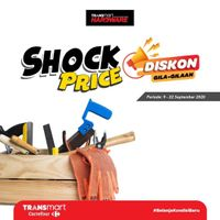 Katalog Promo Transmart Shock Price Periode 9 - 22 September 2020