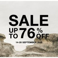 The North Face Sale Up to 76%
