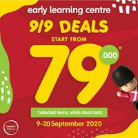 ELC 9/9 Deals Start From Rp. 79.000