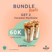 Maxx Coffee Promo Bundle Deals