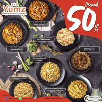 The Yumz Discount 50% Off