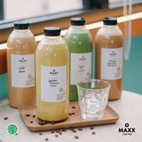 Maxx Coffee Promo GrabFood Diskon 50%