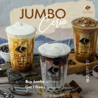 Co.Choc Buy 1 Jumbo All Variants Get 1 Free Brown Sugar Boba Ganache
