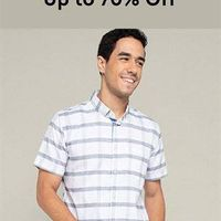 Manzone Promo Discount up to 70%